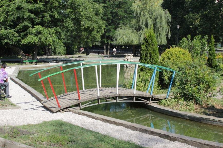 Сквер Центрального парка культуры и отдыха Симферополя привели в порядок (ФОТО) (фото) - фото 3