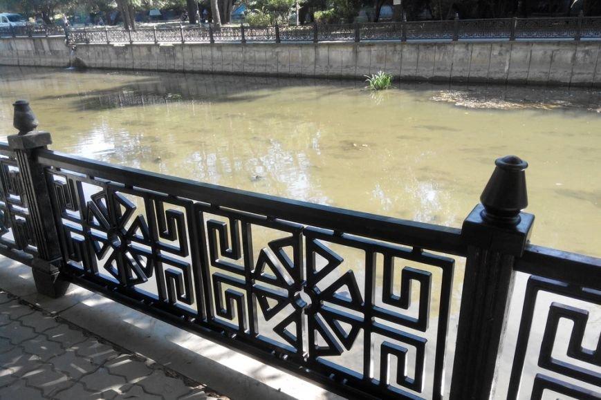 Сквер Центрального парка культуры и отдыха Симферополя привели в порядок (ФОТО) (фото) - фото 6