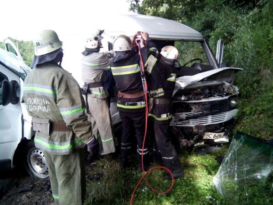 5 моторошних аварій серпня (фото) - фото 1