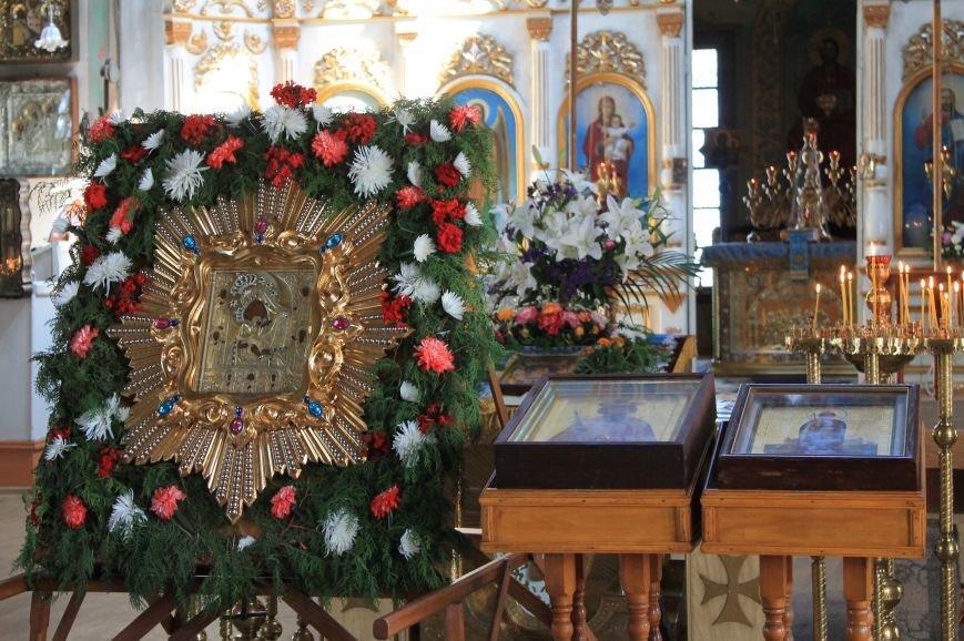 Почаевская икона в Артемовске, фото-1