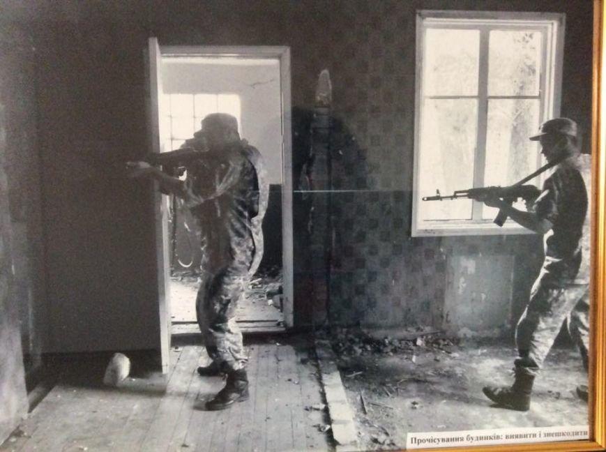 Кличко подарил икону бойцу, который служил под Мариуполем, фото-4