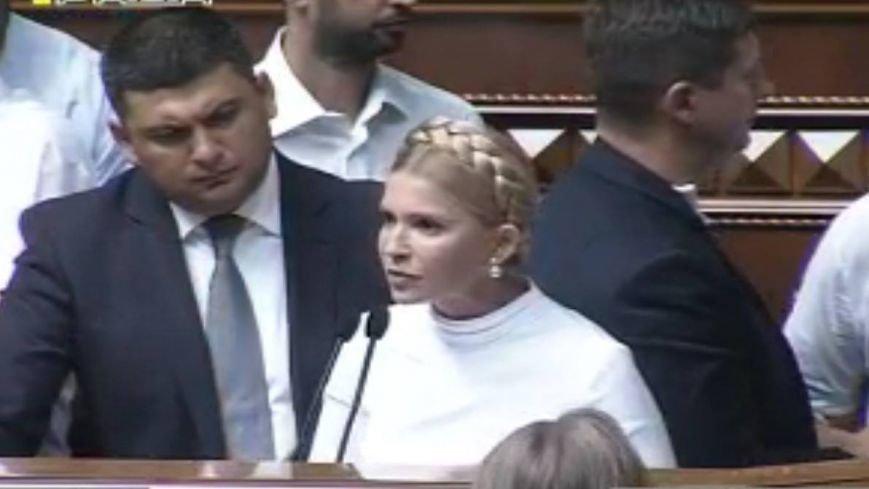 Верховная Рада со скандалом приняла изменения в Конституцию (ВИДЕО+ФОТО), фото-2