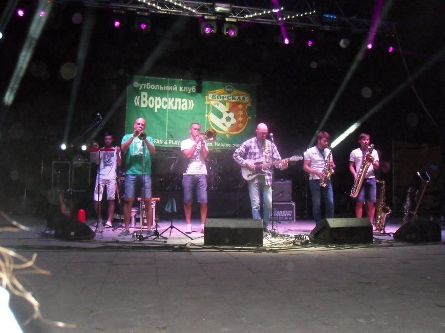 У Полтаві завершився грандіозний фестиваль Vorskla-Rock'n'Ball (фото) - фото 2