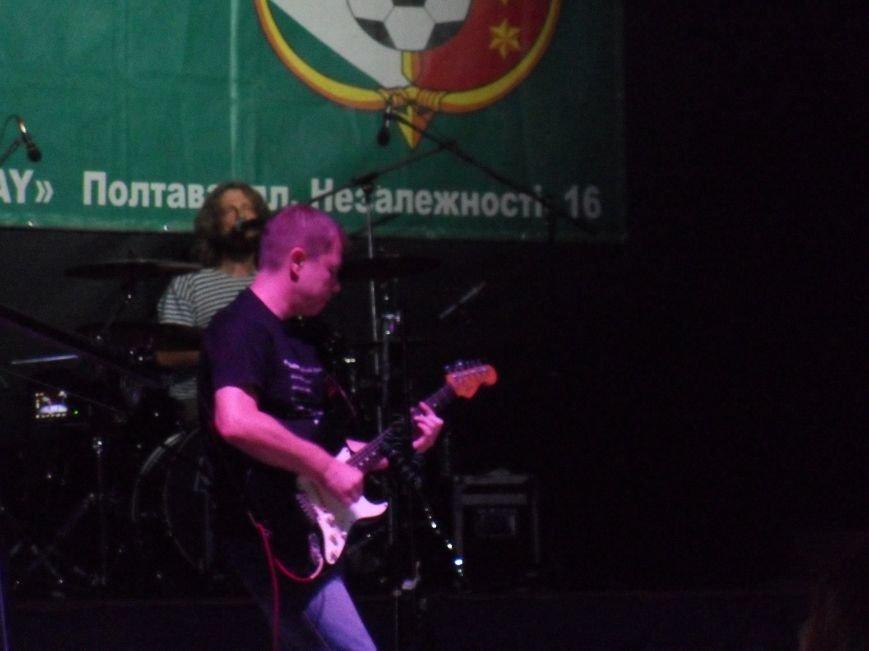 У Полтаві завершився грандіозний фестиваль Vorskla-Rock'n'Ball (фото) - фото 3