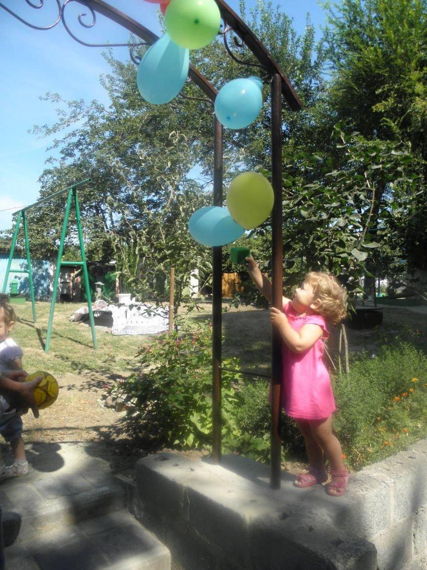 Назван «Уютный дворик» в рамках социальной программы  «Город - нашими руками» (фото) - фото 1