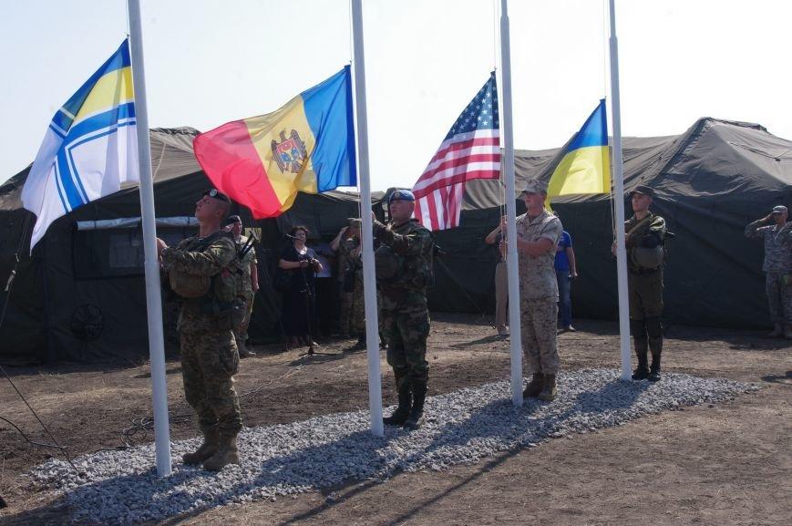 Украинско-американские учения «Си бриз - 2015» стартовали на Николаевщине (ФОТОРЕПОРТАЖ) (фото) - фото 2