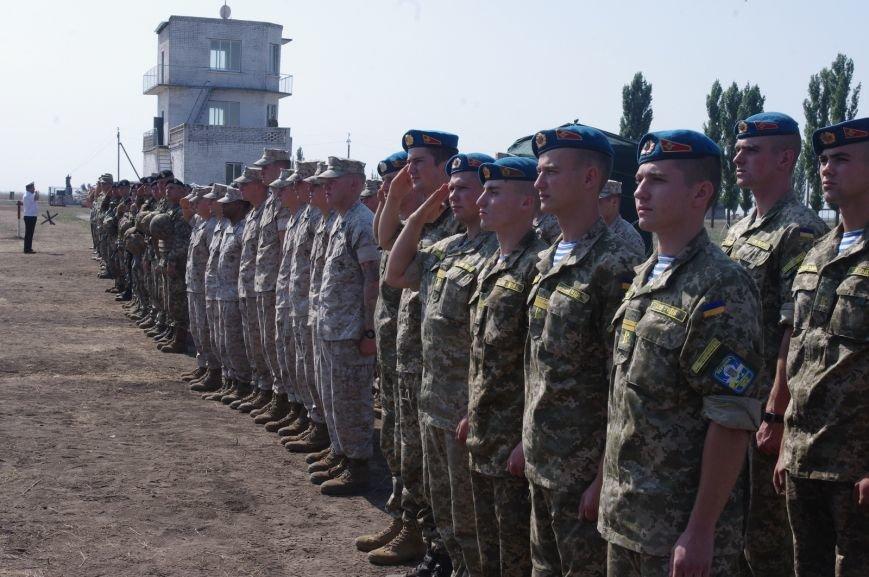 Украинско-американские учения «Си бриз - 2015» стартовали на Николаевщине (ФОТОРЕПОРТАЖ) (фото) - фото 10