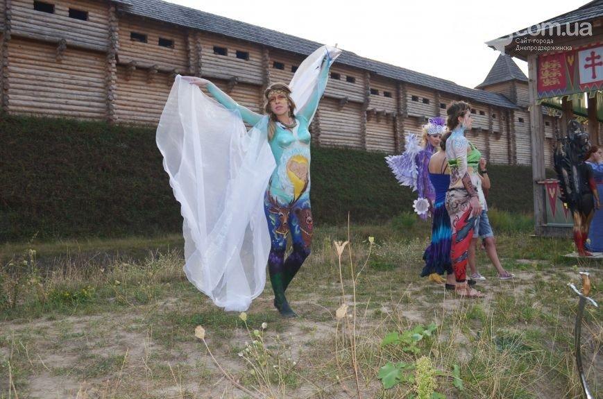 Художница из Днепродзержинска победила на фестивале боди-арта в Киеве (фото) - фото 3