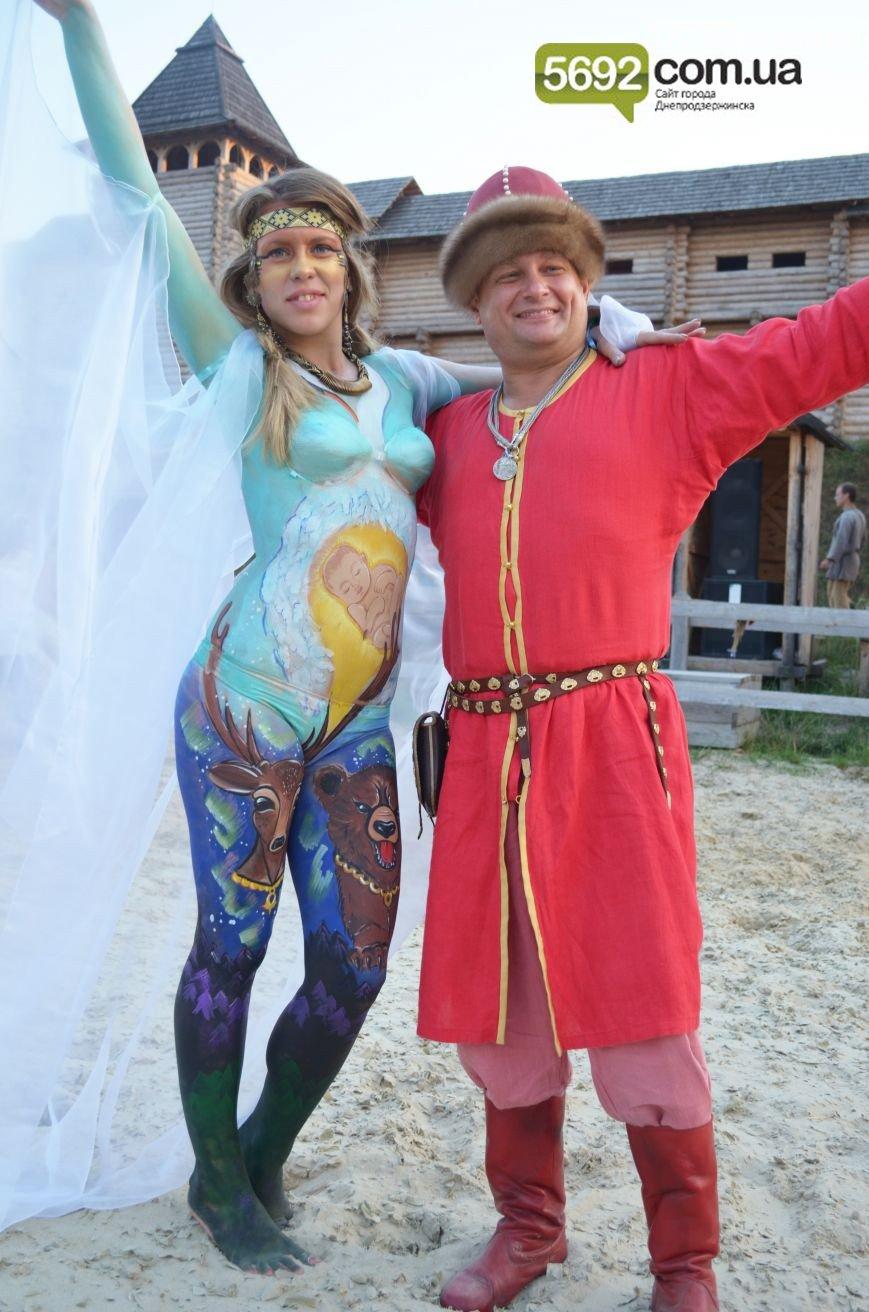 Художница из Днепродзержинска победила на фестивале боди-арта в Киеве (фото) - фото 4