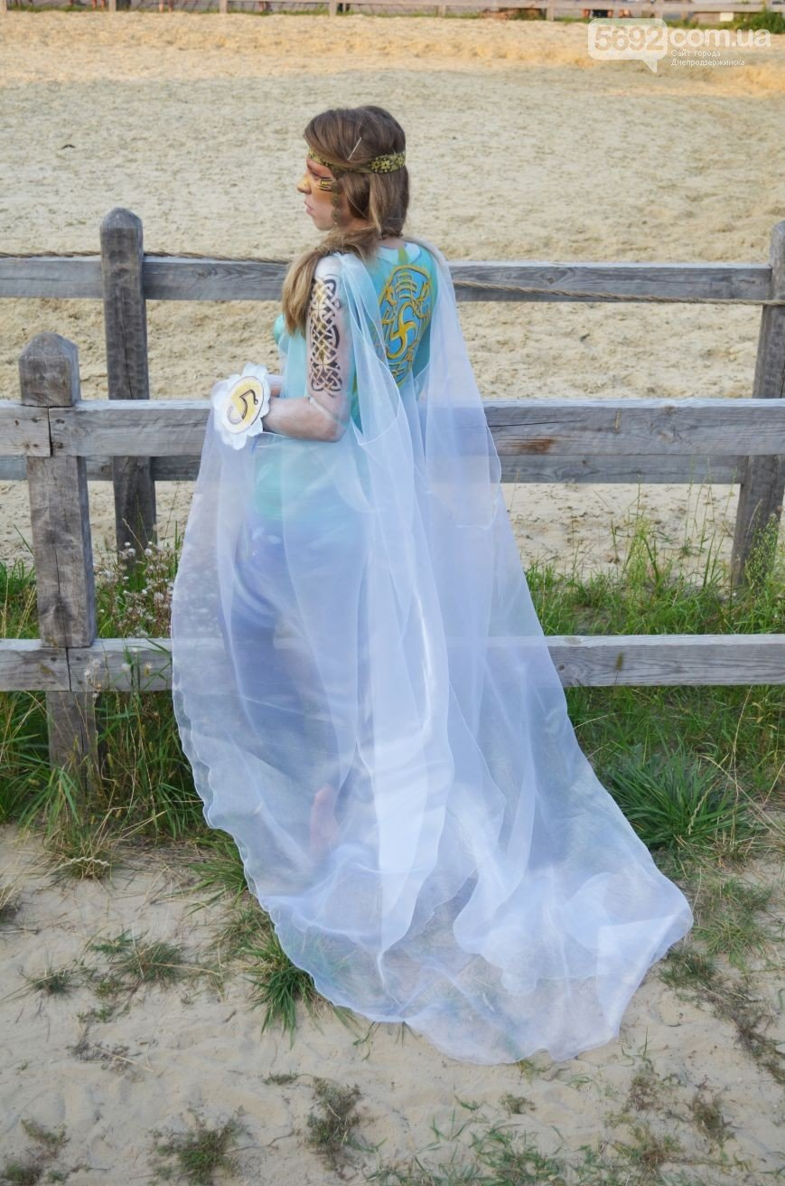 Художница из Днепродзержинска победила на фестивале боди-арта в Киеве (фото) - фото 9
