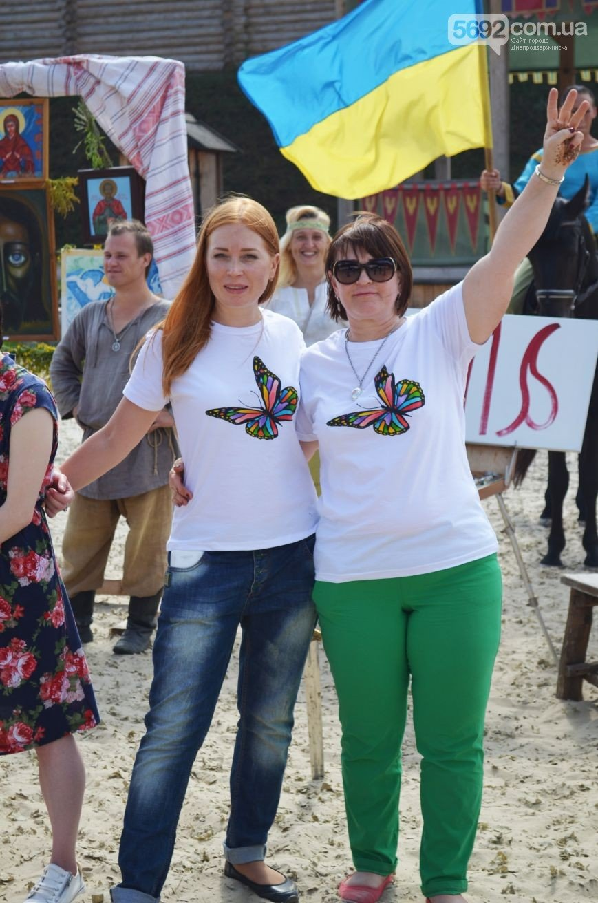 Художница из Днепродзержинска победила на фестивале боди-арта в Киеве (фото) - фото 10