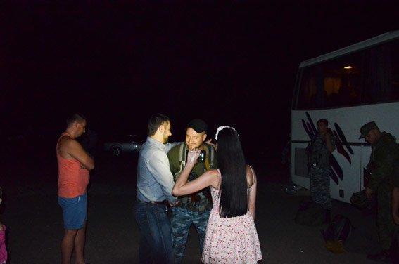 Николаевские спецназовцы вернулись домой: их сменили на Донбассе коллеги (ФОТО+ВИДЕО) (фото) - фото 7