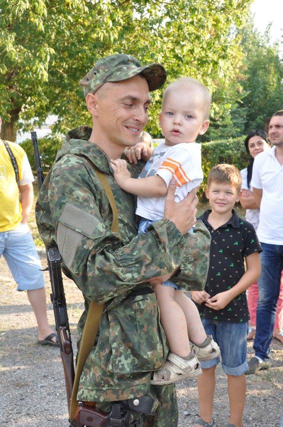Николаевские спецназовцы вернулись домой: их сменили на Донбассе коллеги (ФОТО+ВИДЕО) (фото) - фото 5