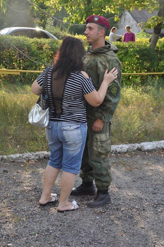 Николаевские спецназовцы вернулись домой: их сменили на Донбассе коллеги (ФОТО+ВИДЕО) (фото) - фото 4