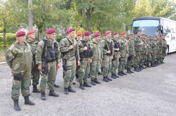 Николаевские спецназовцы вернулись домой: их сменили на Донбассе коллеги (ФОТО+ВИДЕО) (фото) - фото 1