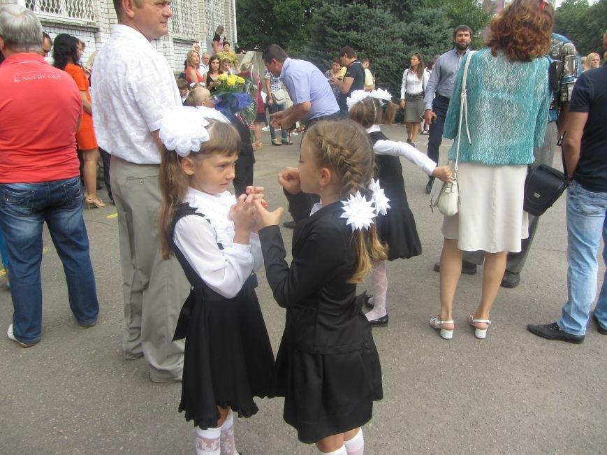Начало школьной поры в Днепропетровске или «первый раз - в первый класс» (ФОТО), фото-7