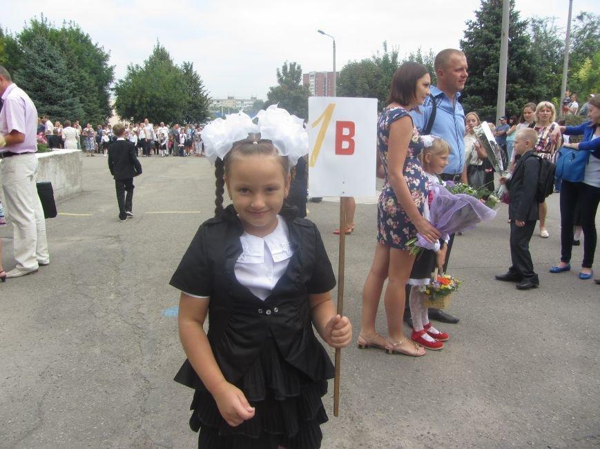 Начало школьной поры в Днепропетровске или «первый раз - в первый класс» (ФОТО), фото-2