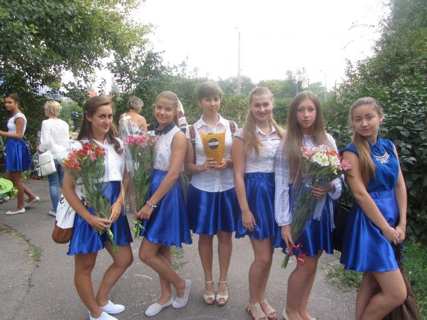 Начало школьной поры в Днепропетровске или «первый раз - в первый класс» (ФОТО), фото-11