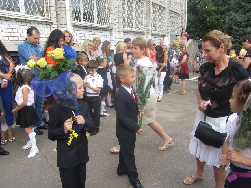 Начало школьной поры в Днепропетровске или «первый раз - в первый класс» (ФОТО), фото-8