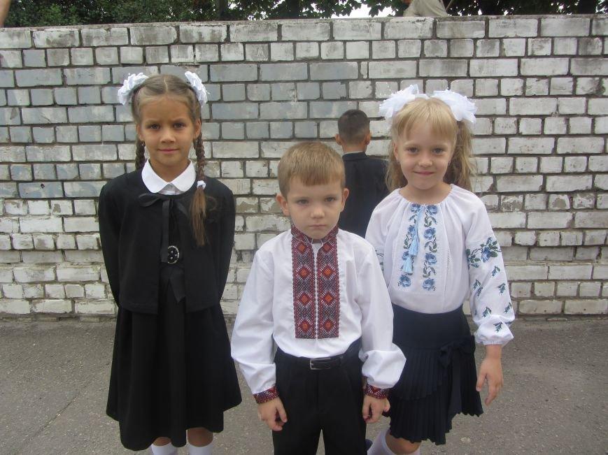 Начало школьной поры в Днепропетровске или «первый раз - в первый класс» (ФОТО), фото-6