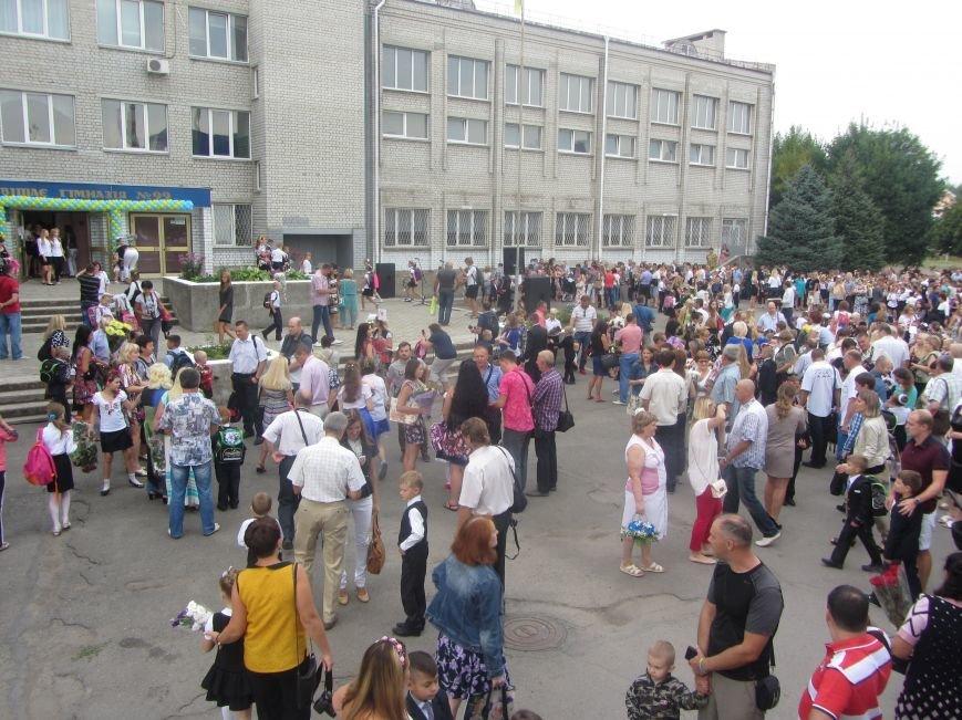 Начало школьной поры в Днепропетровске или «первый раз - в первый класс» (ФОТО), фото-10