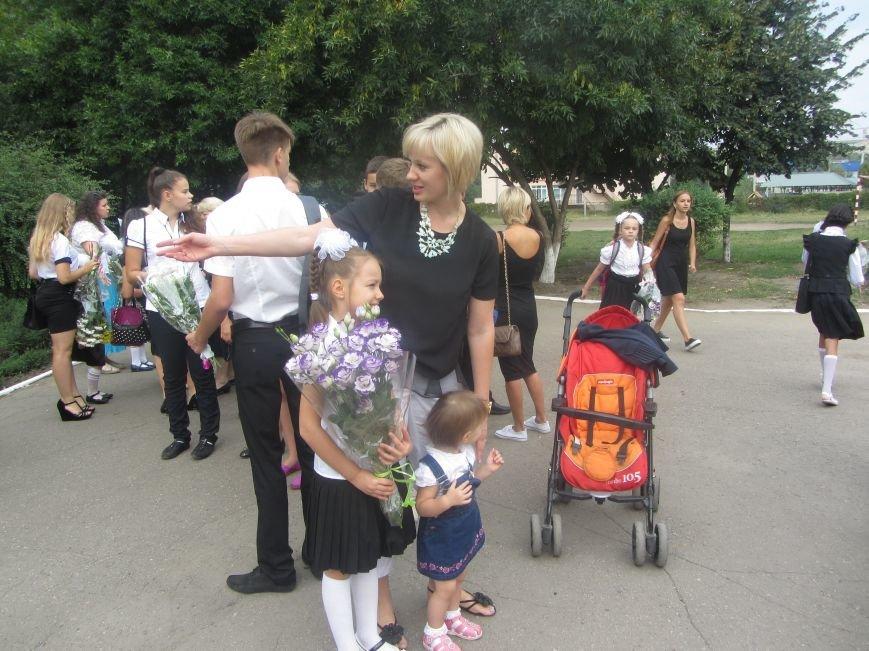 Начало школьной поры в Днепропетровске или «первый раз - в первый класс» (ФОТО), фото-4