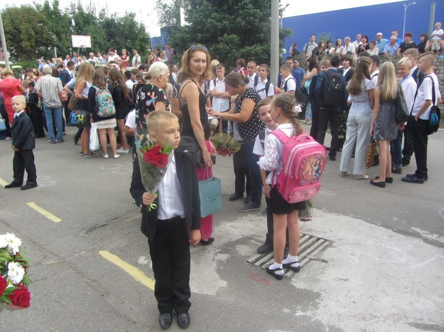 Начало школьной поры в Днепропетровске или «первый раз - в первый класс» (ФОТО), фото-9