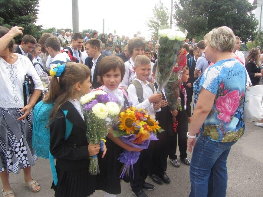 Начало школьной поры в Днепропетровске или «первый раз - в первый класс» (ФОТО), фото-5