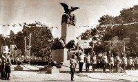 Открытие памятника Келину