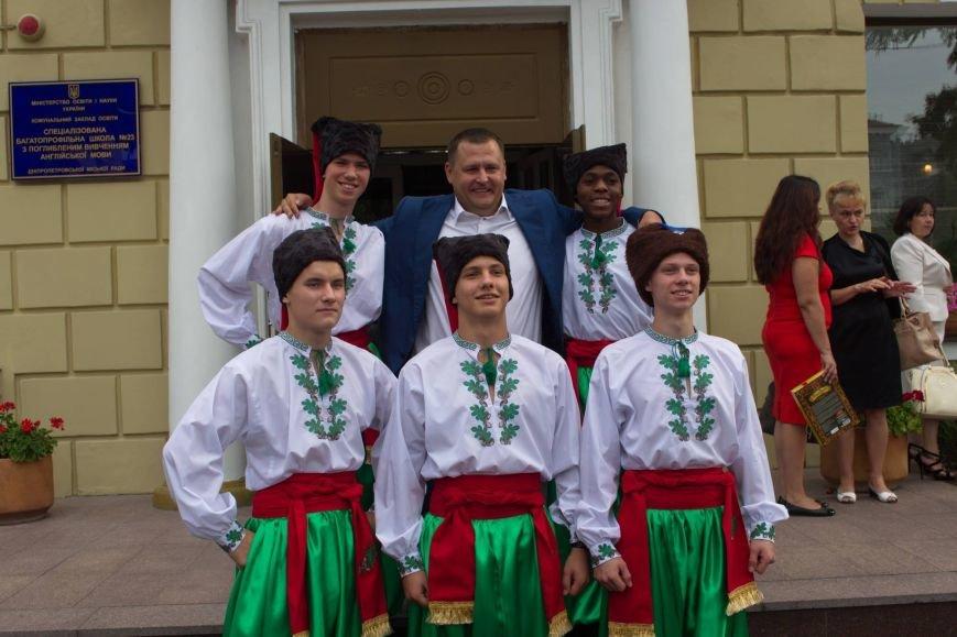 Борис Филатов открыл новый учебный год, фото-1