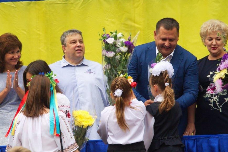 Борис Филатов открыл новый учебный год, фото-2