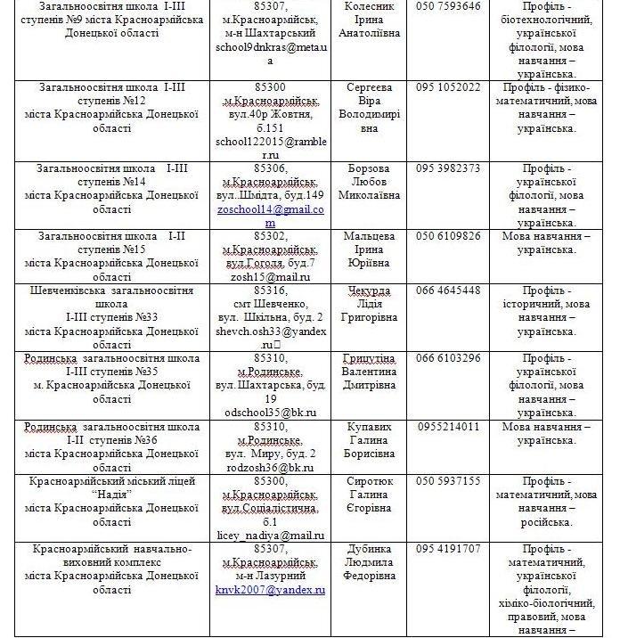 Школы Красноармейска и Димитрова будут дистанционно обучать детей из зоны АТО (фото) - фото 5