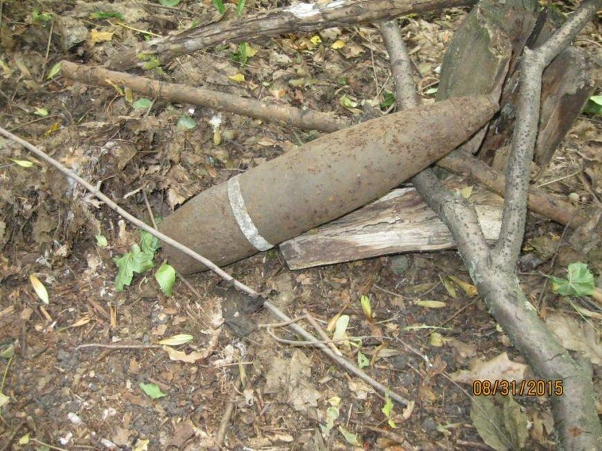На Сумщине на месте битвы «Курская дуга» нашли два снаряда (ФОТО), фото-2