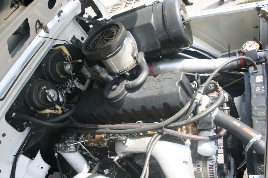 На серийные автомобили КрАЗ адаптирован новый двигатель (фото) - фото 1