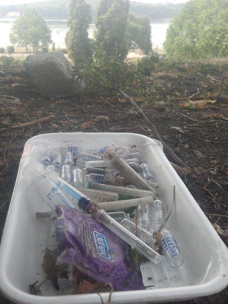 Результати прибирання у Тернополі неприємно вразили волонтерів (фото) - фото 1