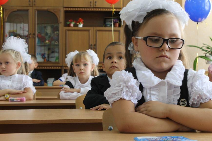 Добропольская гимназия приняла первоклашек (ФОТО, ВИДЕО), фото-2