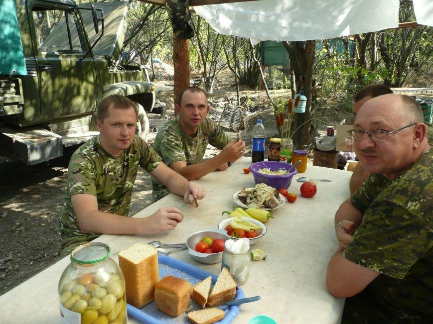 Волонтери разом з в__йськовими