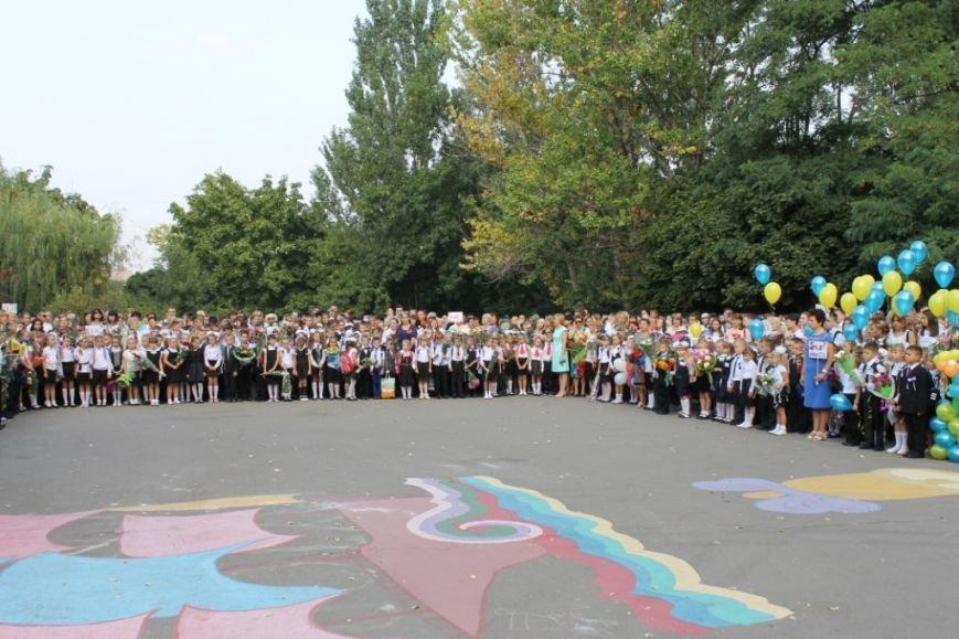 Юрий Тернавский поздравил с 40-летним юбилеем родную ОШ № 15 (фото) - фото 1