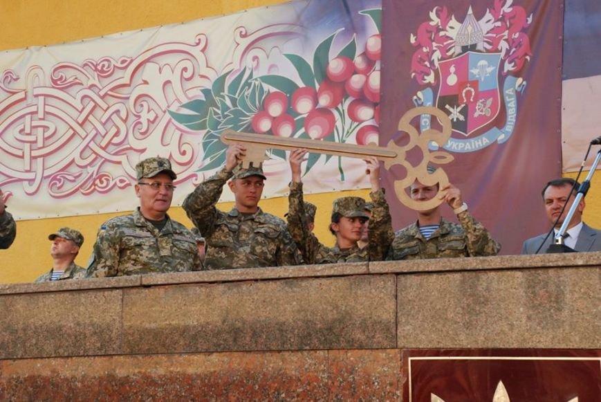 Як відзначили День знань в Академії сухопутних військ (ФОТОРЕПОРТАЖ), фото-2