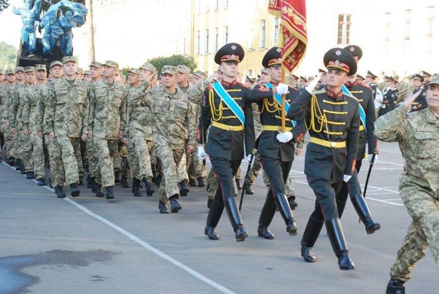 Як відзначили День знань в Академії сухопутних військ (ФОТОРЕПОРТАЖ), фото-4