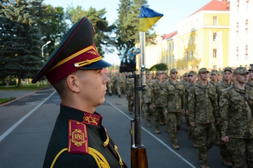 Як відзначили День знань в Академії сухопутних військ (ФОТОРЕПОРТАЖ), фото-7