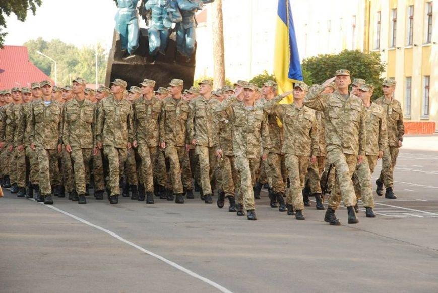 Як відзначили День знань в Академії сухопутних військ (ФОТОРЕПОРТАЖ), фото-6