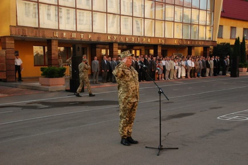 Як відзначили День знань в Академії сухопутних військ (ФОТОРЕПОРТАЖ), фото-3