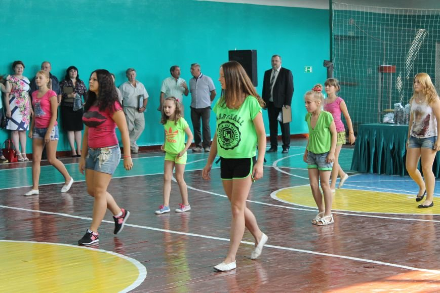 В городе Белицкое торжественно открыли Дворец спорта (Фото), фото-7