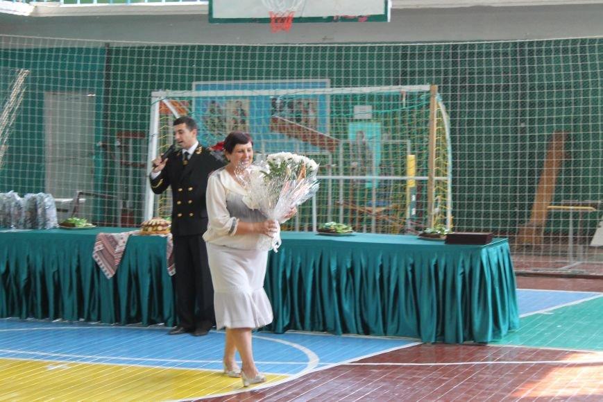 В городе Белицкое торжественно открыли Дворец спорта (Фото), фото-5