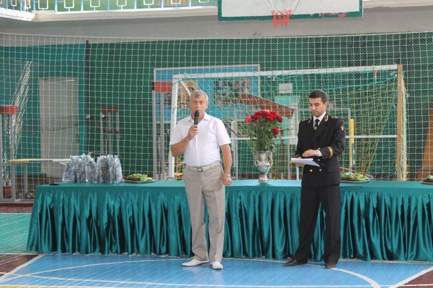 В городе Белицкое торжественно открыли Дворец спорта (Фото), фото-2