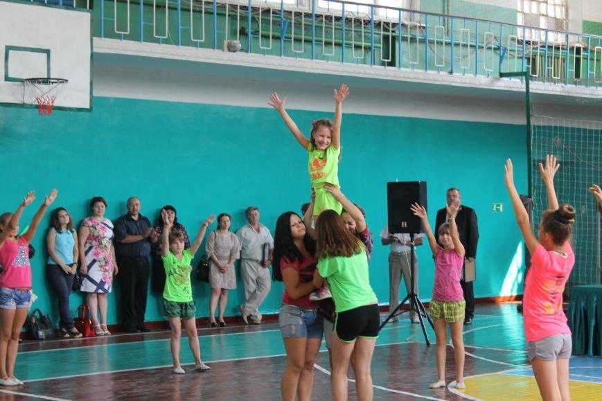 В городе Белицкое торжественно открыли Дворец спорта (Фото), фото-8