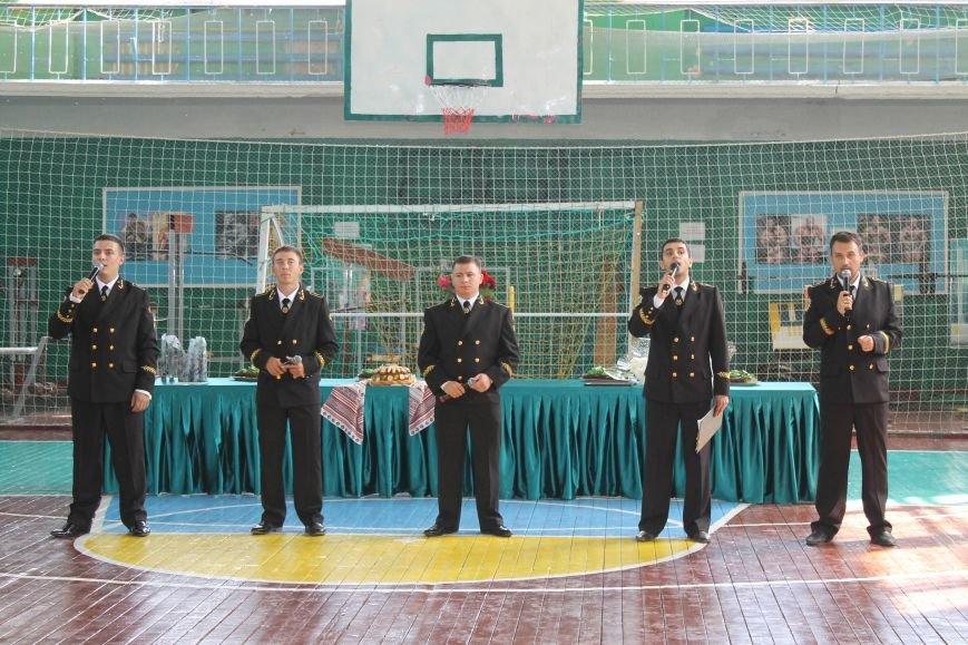 В городе Белицкое торжественно открыли Дворец спорта (Фото), фото-9