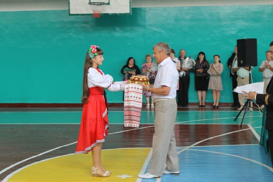 В городе Белицкое торжественно открыли Дворец спорта (Фото), фото-3