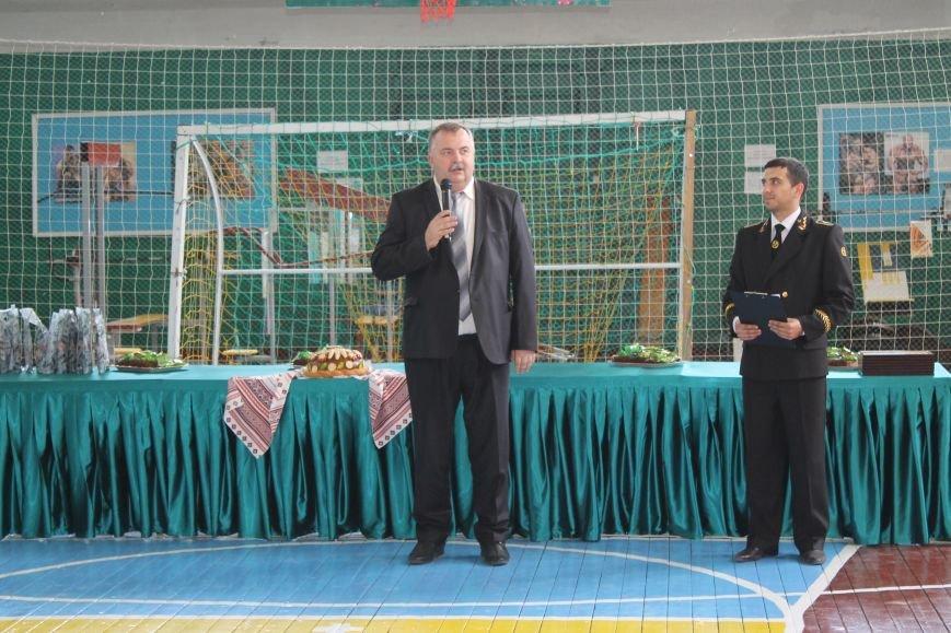 В городе Белицкое торжественно открыли Дворец спорта (Фото), фото-4